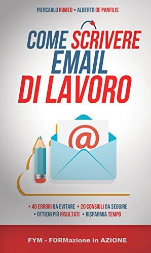 Scrivere email di lavoro